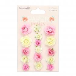 Dovecraft Paper Posies Paper Flowers (DCFLW036)