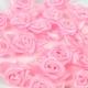 Simply Creative Satin Roses - Pink (SCFLW006)