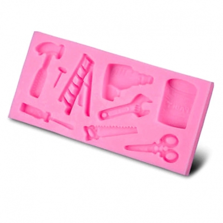 Small Silicone Mould - Tools