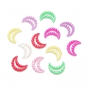 Pearl Moons Assorted (100 pack)