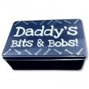 Novelty Tin - Daddy's Bits & Bobs (FAT3792)