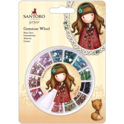 Gorjuss Gemstone Wheel - Mirrored (GOR 356002)