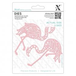 Xcut Dies - Tropical Flamingo 2pcs (XCU 503450)