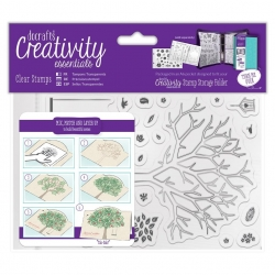 A6 Clear Stamp Set (30pcs) - Build A Tree (DCE 907130)