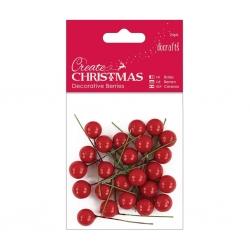 Decorative Berries Red (PMA 356911)