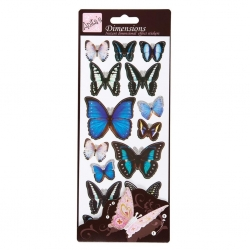 Dimensions - Wings Blue (ANT 816123)