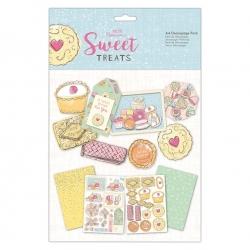 A4 Decoupage Pack - Sweet Treats (PMA 169152)