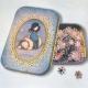 Gorjuss Embellishment Tin (200pcs) - Winter Friend (GOR 356005)
