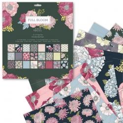 """12x12"""" Paper Pad (50pk) - Full Bloom (PMA 160510)"""