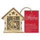 Wooden Mini LED Shadow-box House - Rocking Horse (PMA 174961)