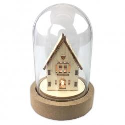 LED Cloche House (PMA 105989)