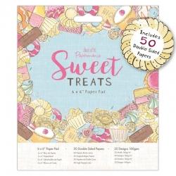 6 x 6 Paper pack - Sweet Treats (PMA 160519)