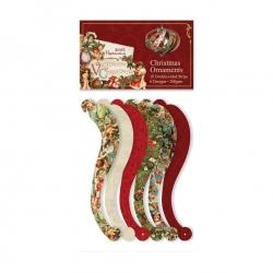 Victorian Christmas Decorative Bauble kit (PMA DCM 031)