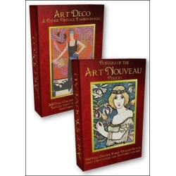 DVD - Art Deco Fashion with FREE Art Nouveau Posters