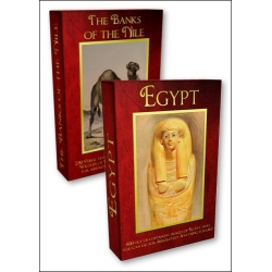 DVD Special Offer - Buy Egypt & Banks of the Nile together & save £10