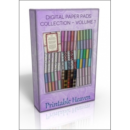 DVD - Digital Paper Pads Collection - Volume 1