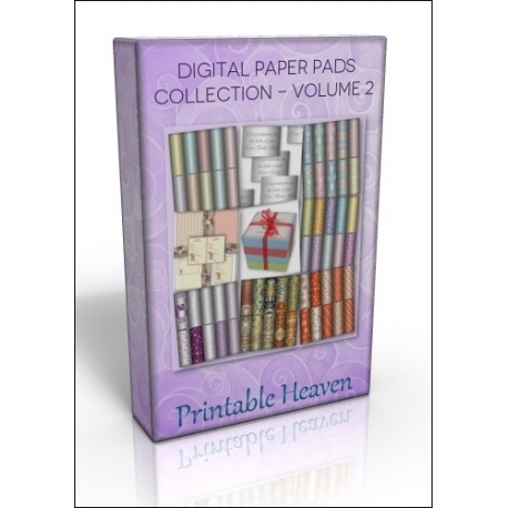 DVD - Digital Paper Pads Collection - Volume 2