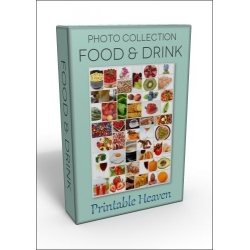DVD - 500 Food and Drink Photo Collection