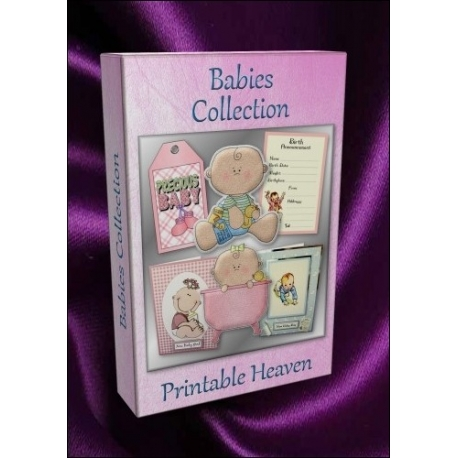 DVD - Babies Collection
