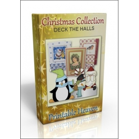 DVD - Deck the Halls Christmas Collection