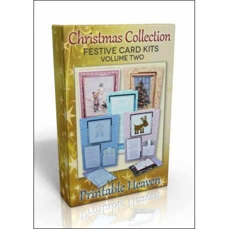 DVD - Festive Card Kits Collection - Volume 2