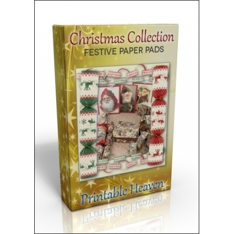 DVD - Festive Paper Pads Collection