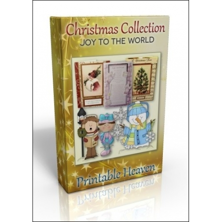 DVD - Joy to the World Christmas Collection