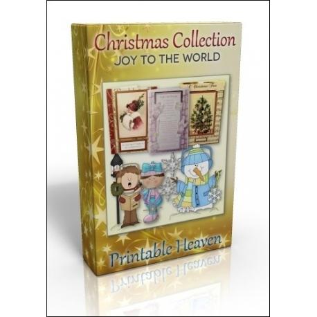 DVD - Joy to the World Christmas Collection