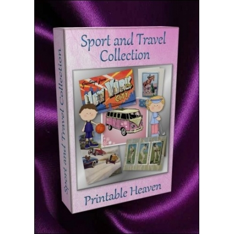 DVD - Sport and Travel Collection