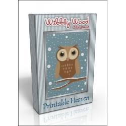 DVD - Wibbly Wood Christmas