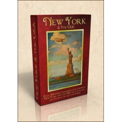 Public Domain Image DVD - New York & The USA