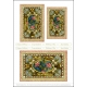 Download - Card Kit - Stained Glass Tea Roses