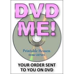 DVD Me! Old Website Orders (1 to 5 orders)