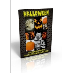 Download - 50 Image Photo Collection - Halloween