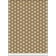 Download - Digital Paper Pad - Men's Funky Brown