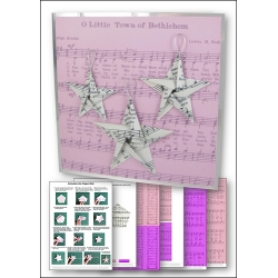 Download - Card Kit - Music Origami Stars