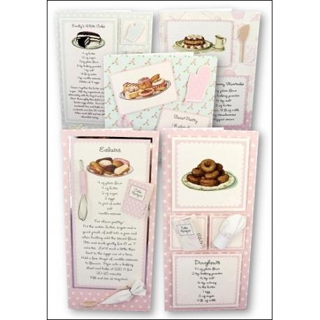 Download - Set - Yummy Cake Recipes