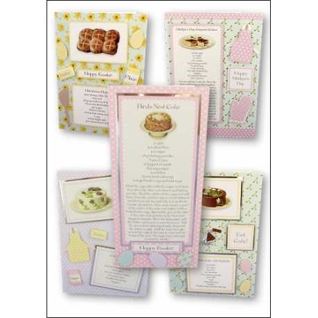 Download - Set - Easter and Mothers Day Recipes