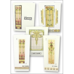 Download - Set - Mackintosh Style Art Nouveau