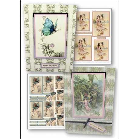 Download - Set - Warwick Goble - Fairy & Fantasy