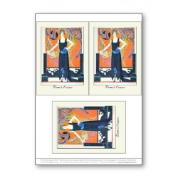 Download - Set - Glorious Art Deco Postcards