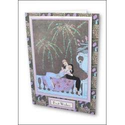 Download - Set - Glorious Art Deco Motifs and Large Pyramage