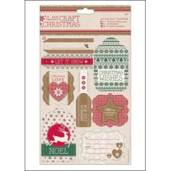 Craft Christmas - A5 Toppers (PMA 157932)