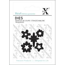 Mini Die (5pcs) - Mini Stars (XCU 503617)
