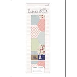 Deco Sheets (3pcs) - Papier Patch, Patchwork (PMA 169307)