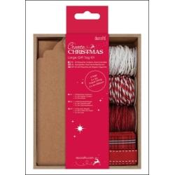 Create Christmas - Large Gift Tag kit (PMA 157937)