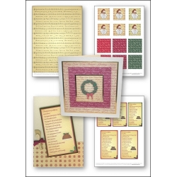 Download - Set - Christmas - Vintage