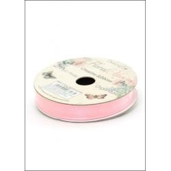 Floral Muse Ribbon - Organza pink (DCRBB005)