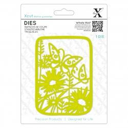 Xcut Dies - Wildflower Butterfly 1pc (XCU 504083)