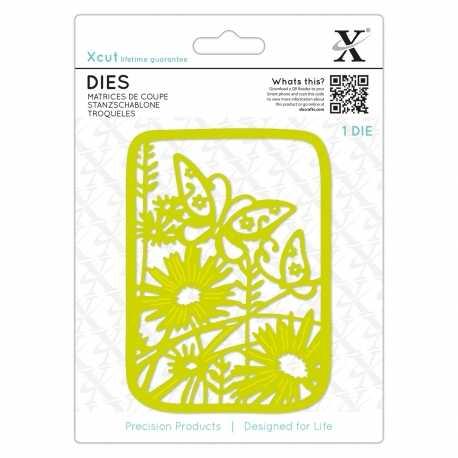 Dies (1pc) - Wildflower Butterfly (XCU 504083)